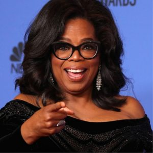 Oprah Cool Leader