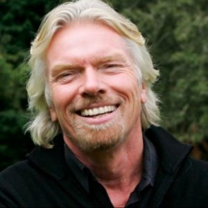 Richard Branson Cool Leader